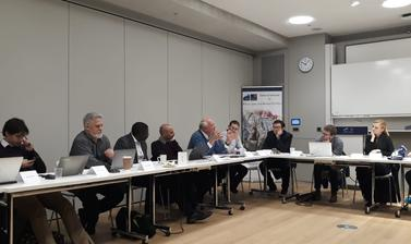Day 2 of the Workshop 'Human Rights and Resort to Force' - 14-15 November 2019